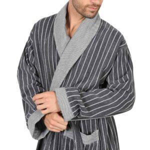 Peignoir coton modal milano robe