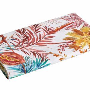 Drap plat palmeraie tomette