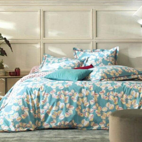 parure de lit belle de nuit celadon